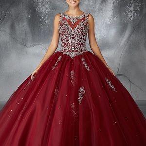Vizcaya Quinceañera Dress Style 89067 by Morilee